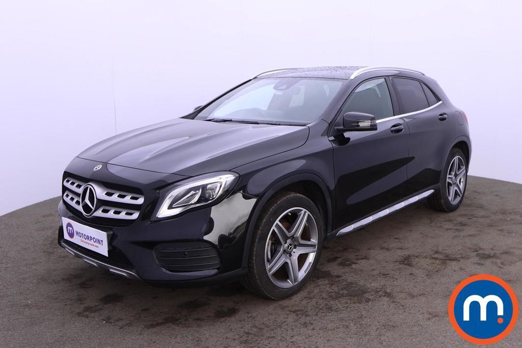 Mercedes-Benz GLA GLA 200 AMG Line Premium 5dr Auto - Stock Number 1215033 Passenger side front corner
