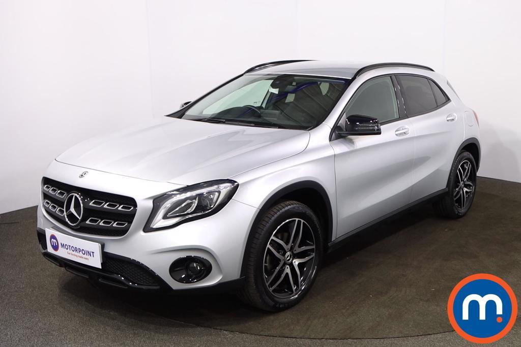 Mercedes-Benz GLA GLA 200 Urban Edition 5dr Auto - Stock Number 1216074 Passenger side front corner