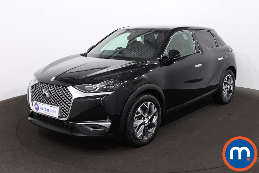 DS Ds 3 100kW E-TENSE Ultra Prestige 50kWh 5dr Auto - Stock Number 1217683 Passenger side front corner