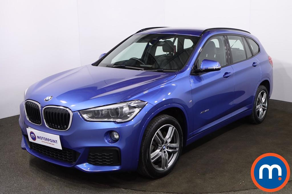 BMW X1 xDrive 20d M Sport 5dr Step Auto - Stock Number 1218396 Passenger side front corner