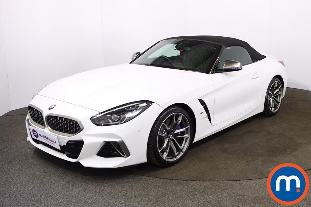 BMW Z4 sDrive M40i 2dr Auto - Stock Number 1219332 Passenger side front corner