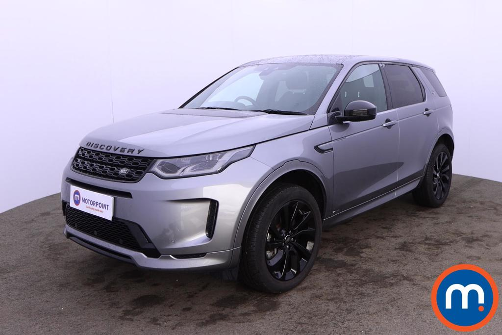 Land Rover Discovery Sport 2.0 D180 R-Dynamic SE 5dr Auto - Stock Number 1219571 Passenger side front corner