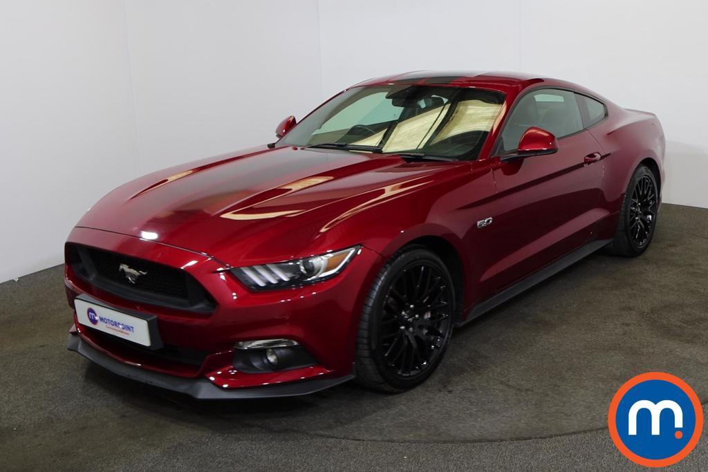 Ford Mustang 5.0 V8 GT 2dr - Stock Number 1219730 Passenger side front corner