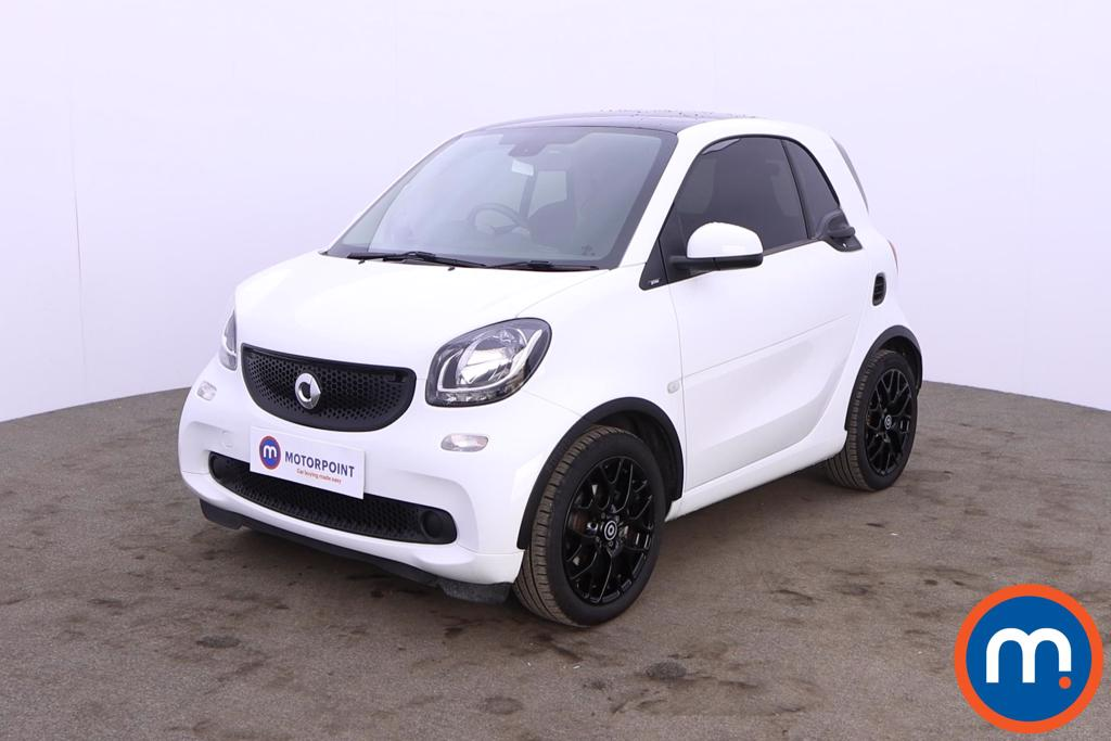 Smart Fortwo Coupe 0.9 Turbo Prime Sport Premium 2dr Auto - Stock Number 1219978 Passenger side front corner