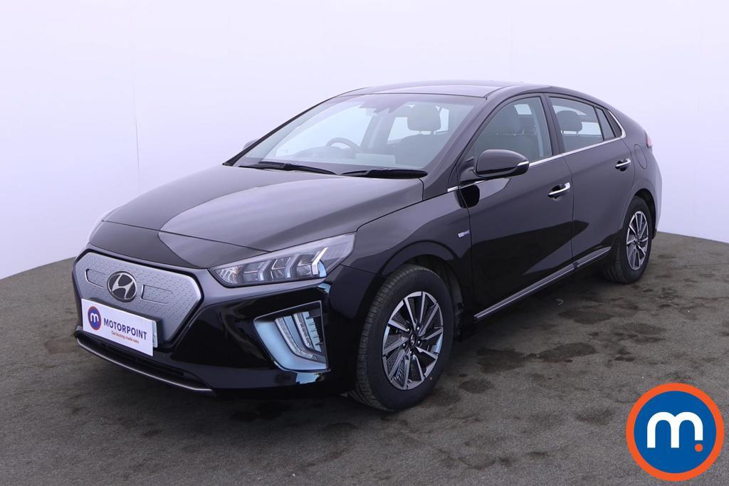 Hyundai Ioniq 100kW Premium 38kWh 5dr Auto - Stock Number 1215442 Passenger side front corner