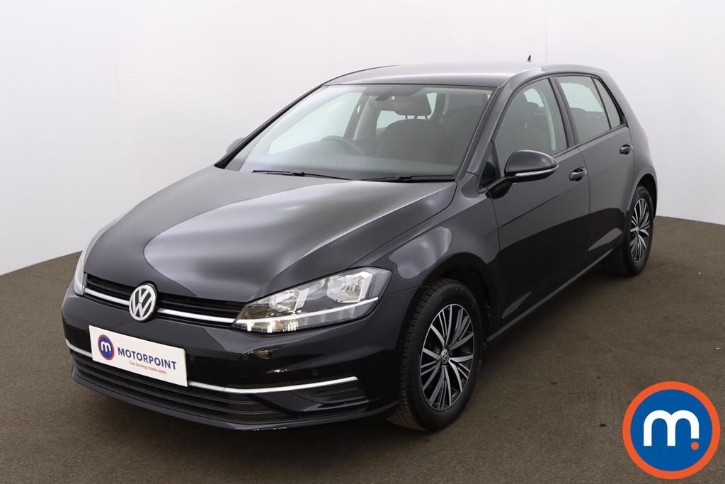 Volkswagen Golf 1.6 TDI SE [Nav] 5dr - Stock Number 1216309 Passenger side front corner