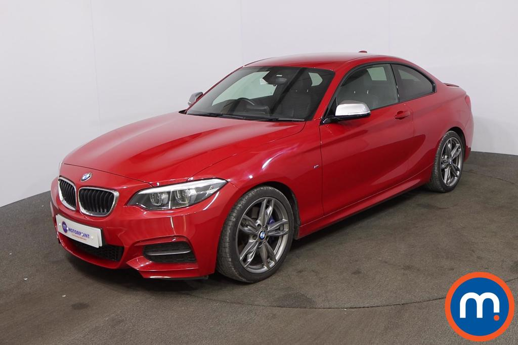 BMW 2 Series M240i 2dr [Nav] Step Auto - Stock Number 1216373 Passenger side front corner