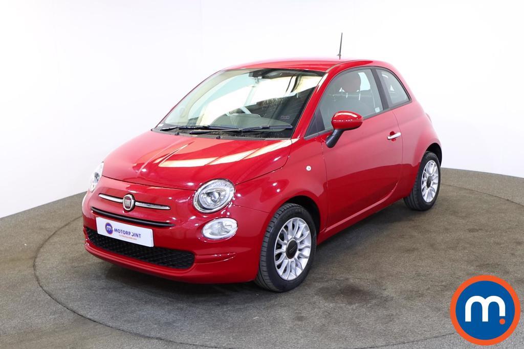 Fiat 500 1.2 Pop Star 3dr - Stock Number 1216464 Passenger side front corner