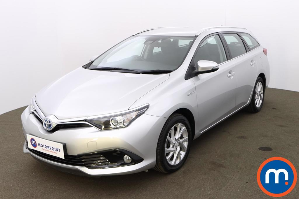 Toyota Auris 1.8 Hybrid Icon Tech TSS 5dr CVT - Stock Number 1217527 Passenger side front corner