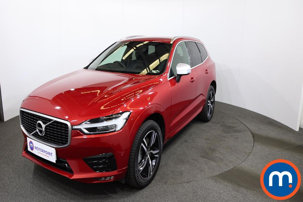 Volvo Xc60 2.0 D4 R DESIGN 5dr AWD Geartronic - Stock Number 1217809 Passenger side front corner