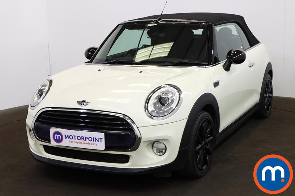 Mini Convertible 1.5 Cooper 2dr [Chili Pack] - Stock Number 1218346 Passenger side front corner