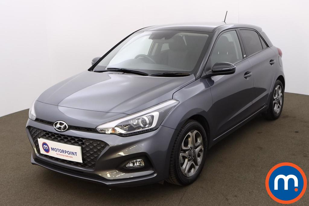 Hyundai I20 1.2 MPi Play 5dr - Stock Number 1218440 Passenger side front corner