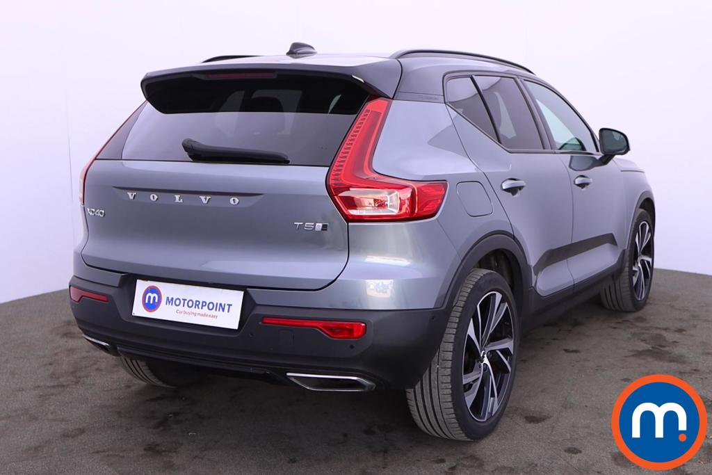 Volvo Xc40 2.0 T5 First Edition 5dr AWD Geartronic - Stock Number 1218514 Passenger side front corner