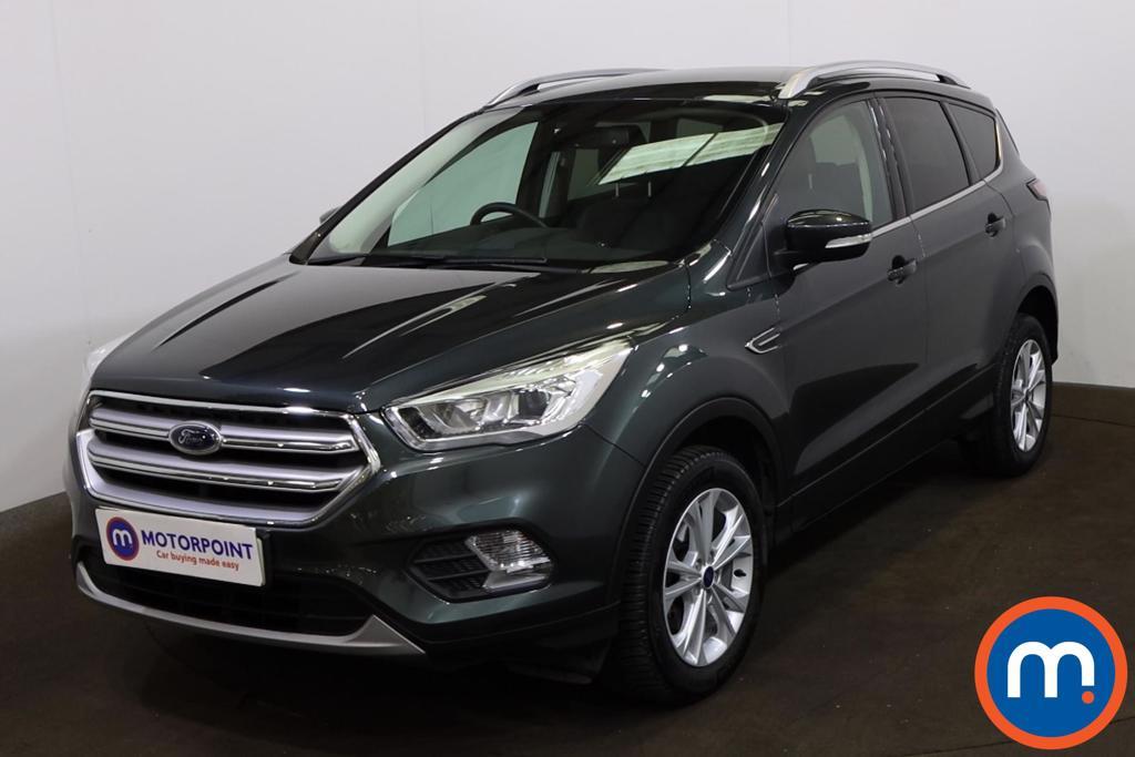 Ford Kuga 1.5 EcoBoost Titanium 5dr 2WD - Stock Number 1218855 Passenger side front corner