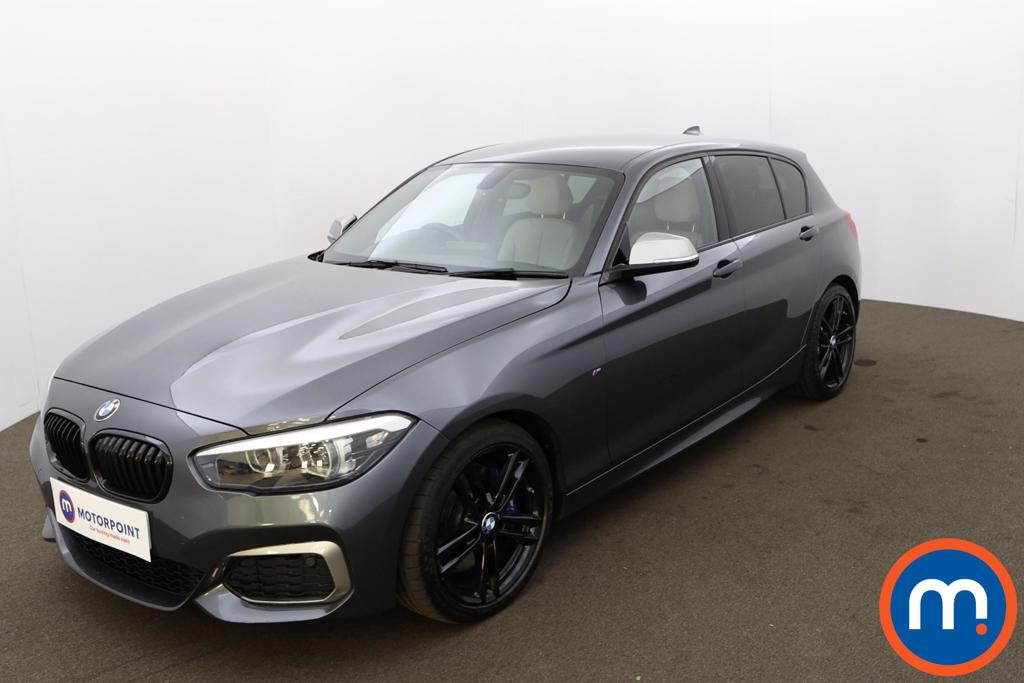BMW 1 Series M140i Shadow Edition 5dr Step Auto - Stock Number 1219291 Passenger side front corner