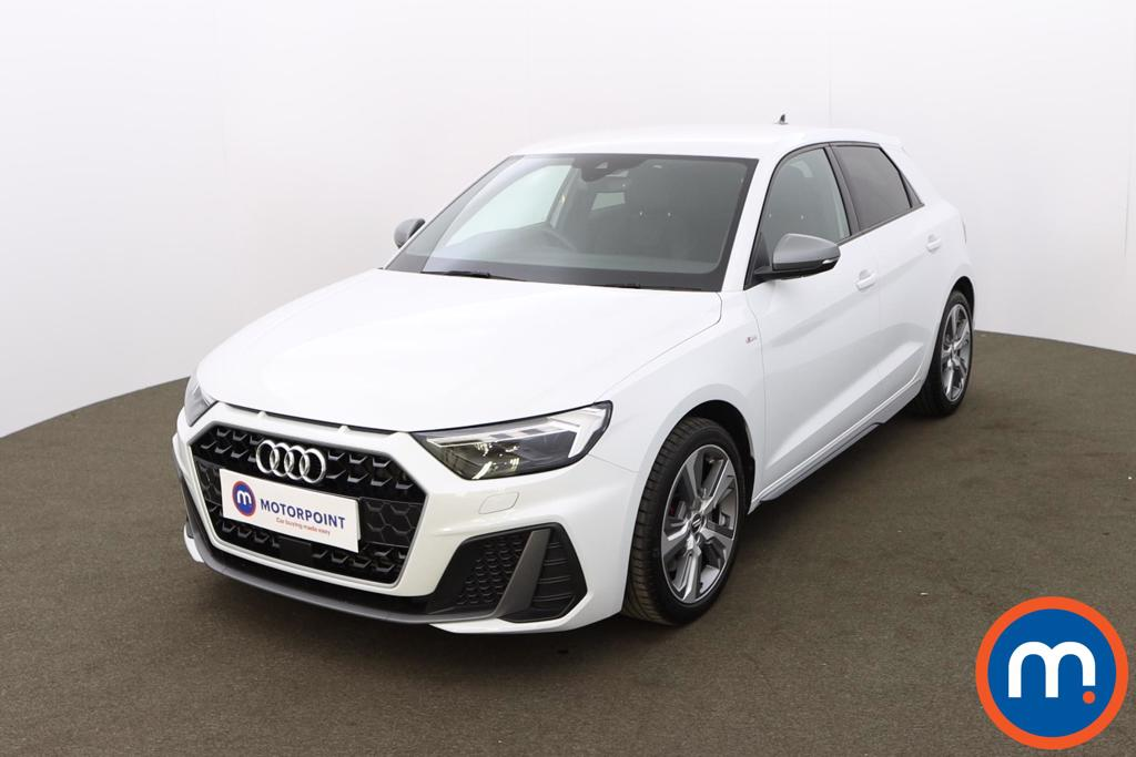Audi A1 40 TFSI S Line Competition 5dr S Tronic - Stock Number 1219380 Passenger side front corner