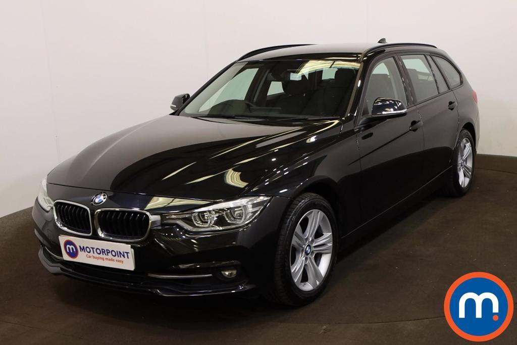 BMW 3 Series 320i Sport 5dr - Stock Number 1219538 Passenger side front corner