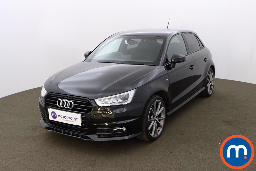 Audi A1 1.4 TFSI 125 Black Edition Nav 5dr S Tronic - Stock Number 1219691 Passenger side front corner