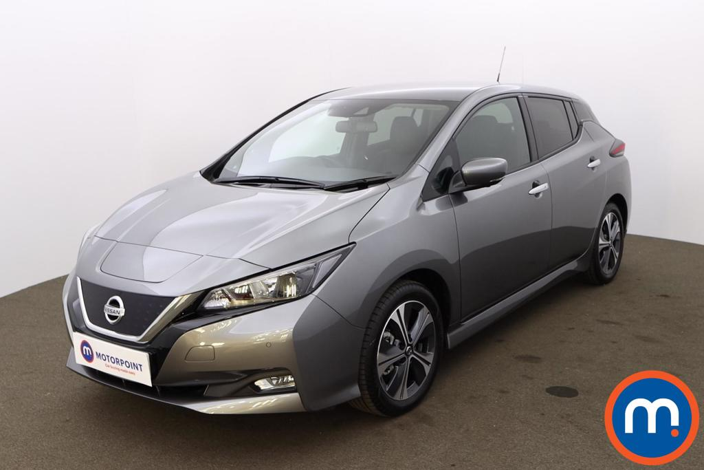 Nissan Leaf 110kW N-Connecta 40kWh 5dr Auto - Stock Number 1219714 Passenger side front corner
