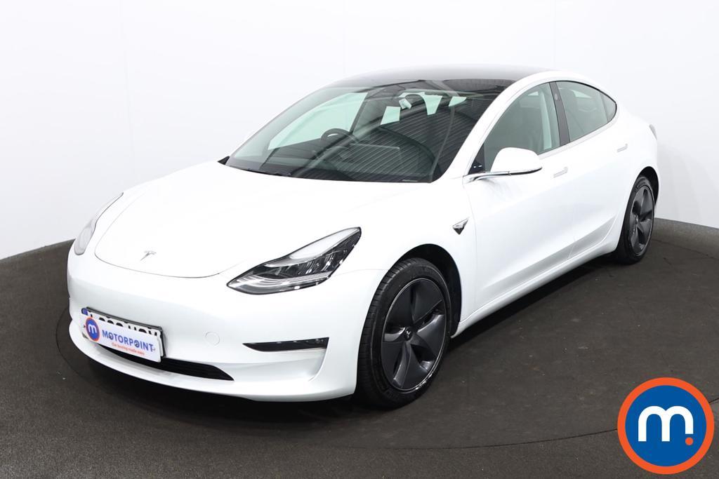 Tesla Model 3 Long Range AWD 4dr Auto - Stock Number 1220033 Passenger side front corner