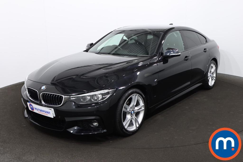 BMW 4 Series 420i M Sport 5dr [Professional Media] - Stock Number 1220459 Passenger side front corner
