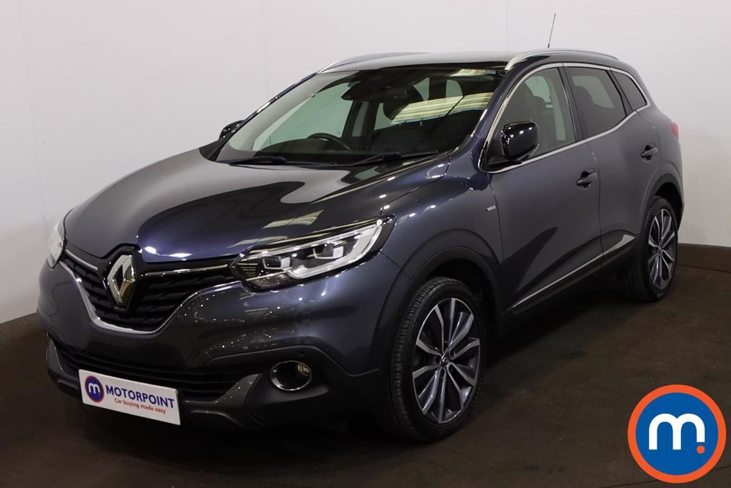 Renault Kadjar 1.2 TCE Signature Nav 5dr - Stock Number 1220844 Passenger side front corner