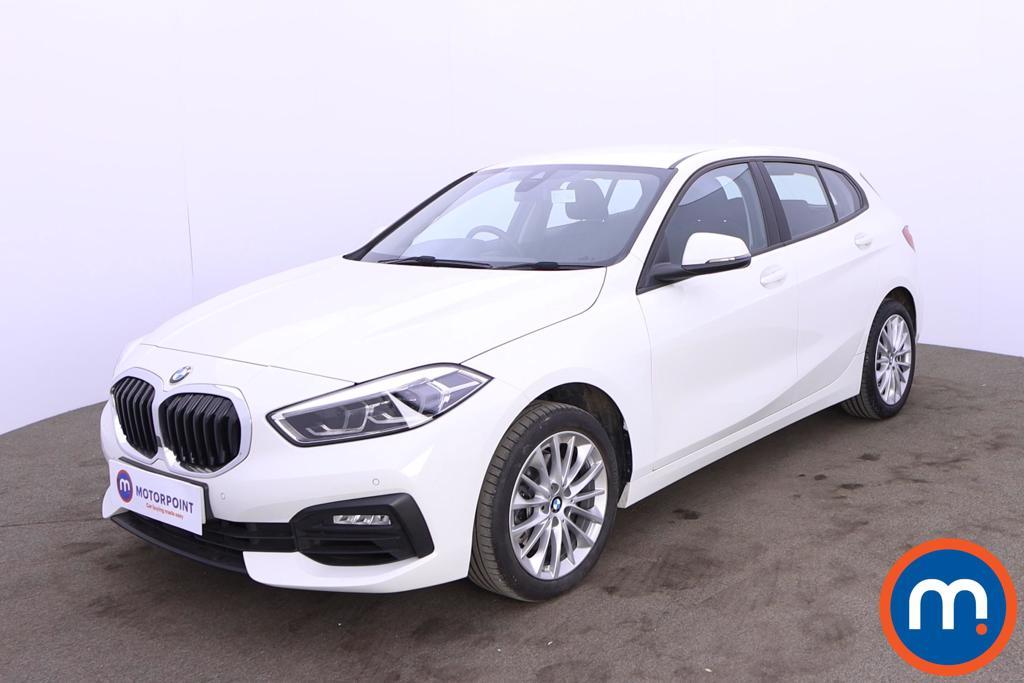 BMW 1 Series 118i SE 5dr - Stock Number 1215286 Passenger side front corner