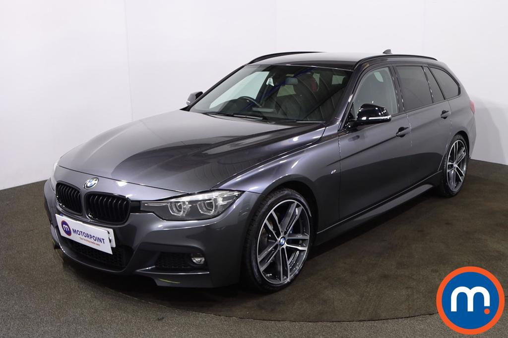 BMW 3 Series 320d M Sport Shadow Edition 5dr Step Auto - Stock Number 1215662 Passenger side front corner
