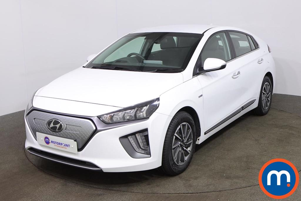 Hyundai Ioniq 100kW Premium 38kWh 5dr Auto - Stock Number 1216130 Passenger side front corner