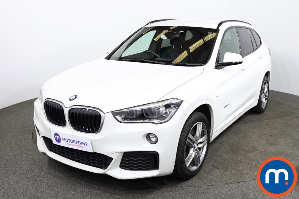 BMW X1 xDrive 20d M Sport 5dr - Stock Number 1218008 Passenger side front corner