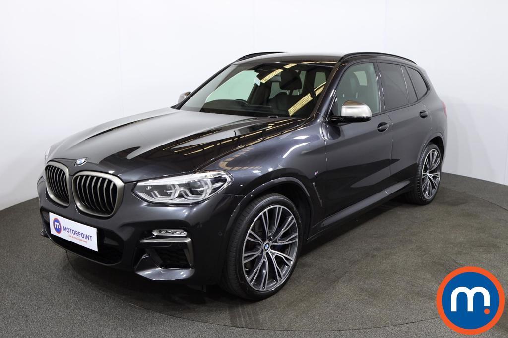 BMW X3 xDrive M40i 5dr Step Auto - Stock Number 1218777 Passenger side front corner