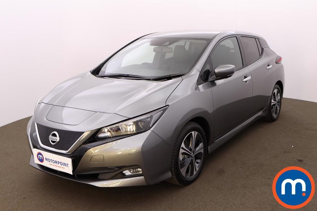 Nissan Leaf 110kW N-Connecta 40kWh 5dr Auto - Stock Number 1219717 Passenger side front corner