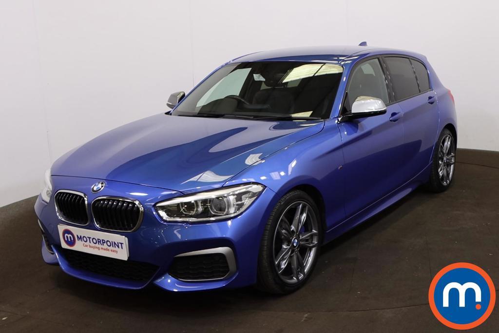 BMW 1 Series M140i 5dr [Nav] Step Auto - Stock Number 1219869 Passenger side front corner