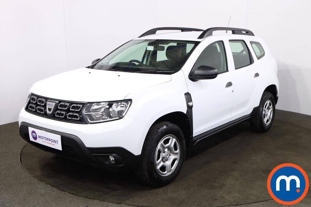 Dacia Duster 1.0 TCe 100 Essential 5dr - Stock Number 1220017 Passenger side front corner