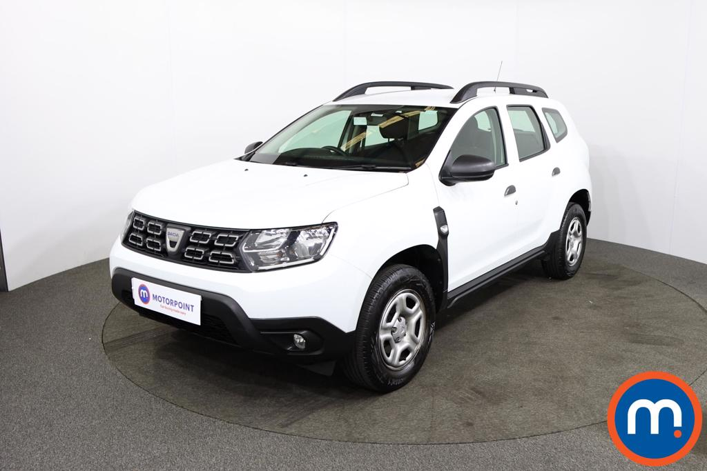 Dacia Duster 1.0 TCe 100 Essential 5dr - Stock Number 1220736 Passenger side front corner