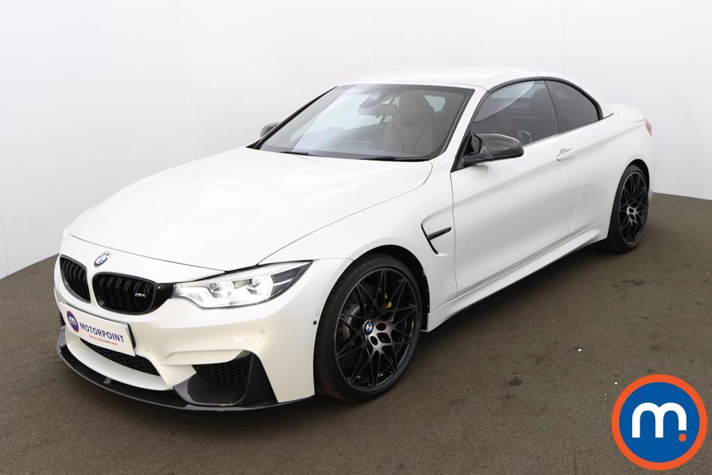 BMW M4 M4 2dr DCT [Competition Pack] - Stock Number 1216961 Passenger side front corner