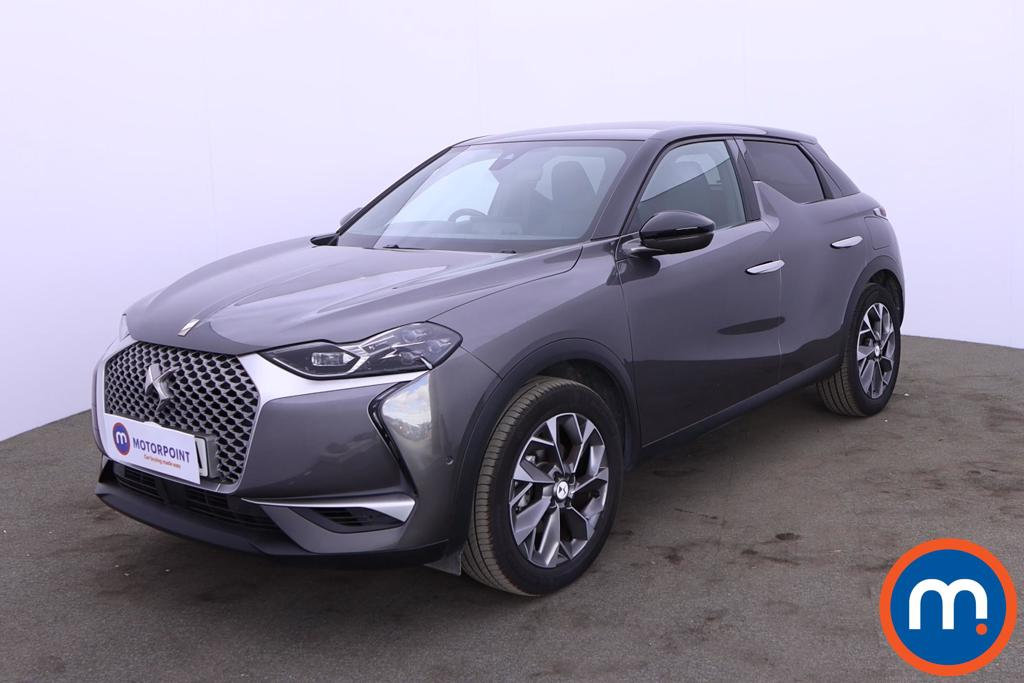 DS Ds 3 100kW E-TENSE Ultra Prestige 50kWh 5dr Auto - Stock Number 1217686 Passenger side front corner