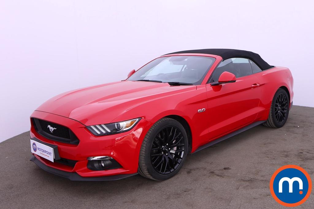 Ford Mustang 5.0 V8 GT 2dr - Stock Number 1218654 Passenger side front corner