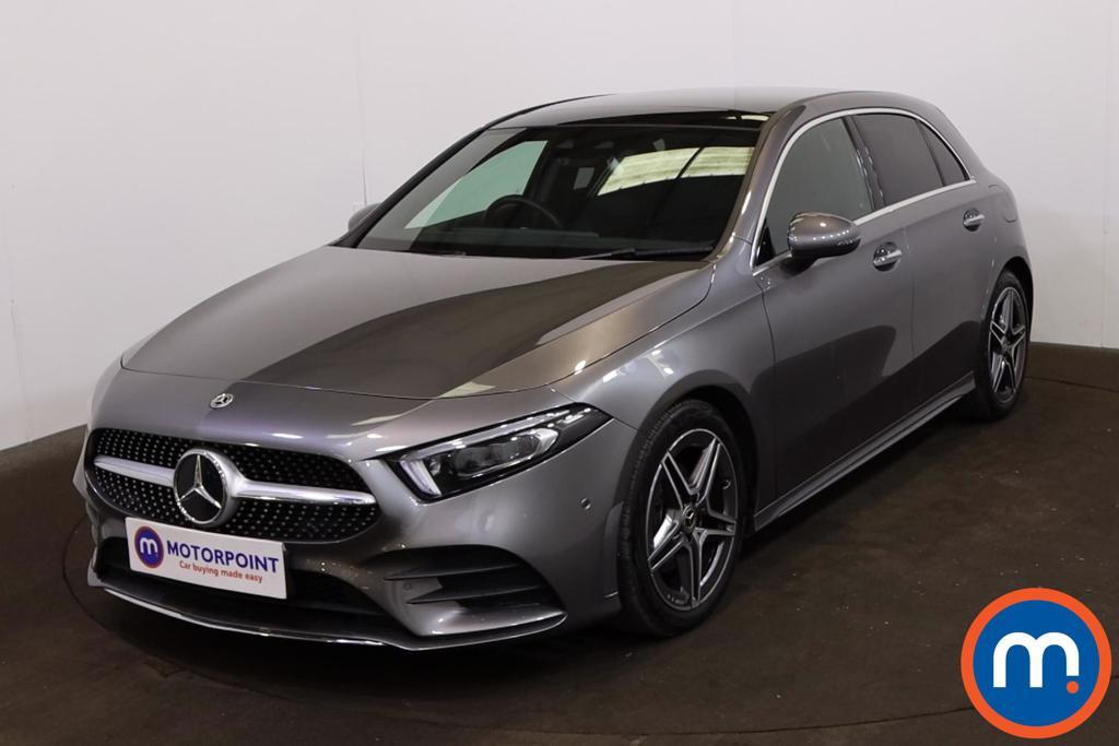 Mercedes-Benz A Class A200 AMG Line Premium Plus 5dr Auto - Stock Number 1218896 Passenger side front corner