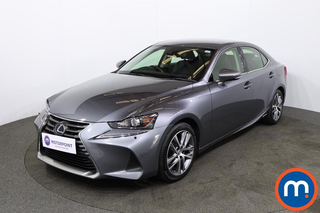 Lexus IS 300h Executive Edition 4dr CVT Auto - Stock Number 1219263 Passenger side front corner