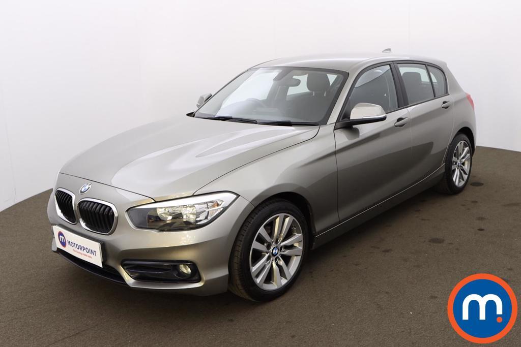 BMW 1 Series 116d Sport 5dr [Nav] - Stock Number 1219453 Passenger side front corner