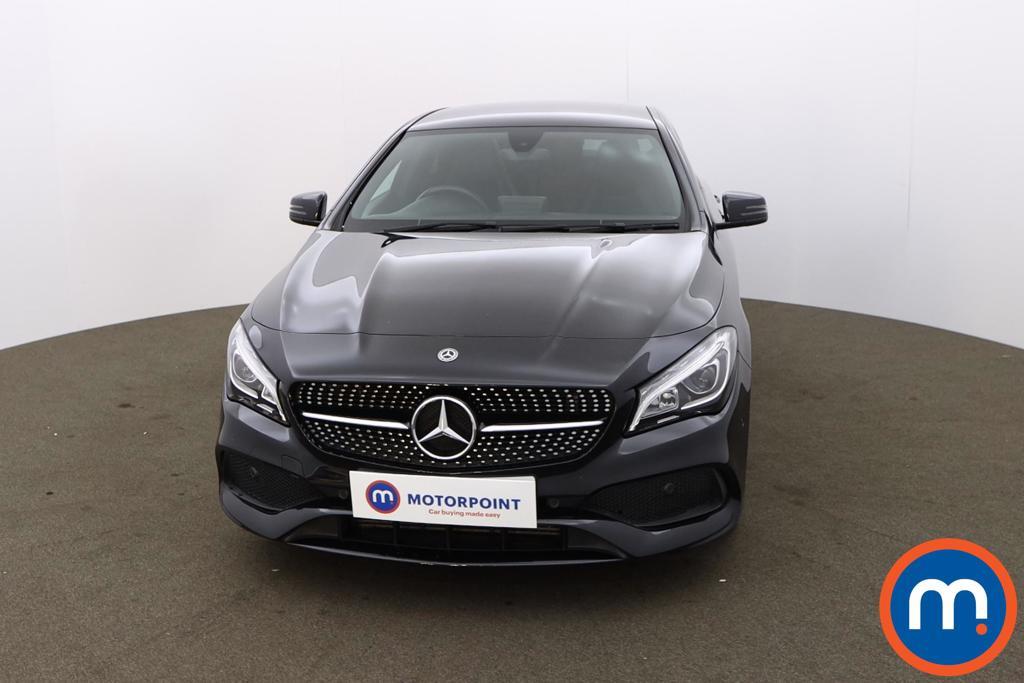 Mercedes-Benz CLA CLA 200d AMG Line 4dr - Stock Number 1219688 Passenger side front corner