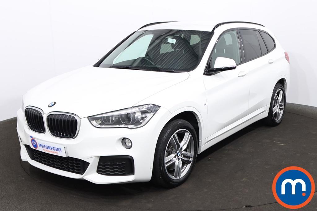 BMW X1 xDrive 20d M Sport 5dr Step Auto - Stock Number 1220304 Passenger side front corner