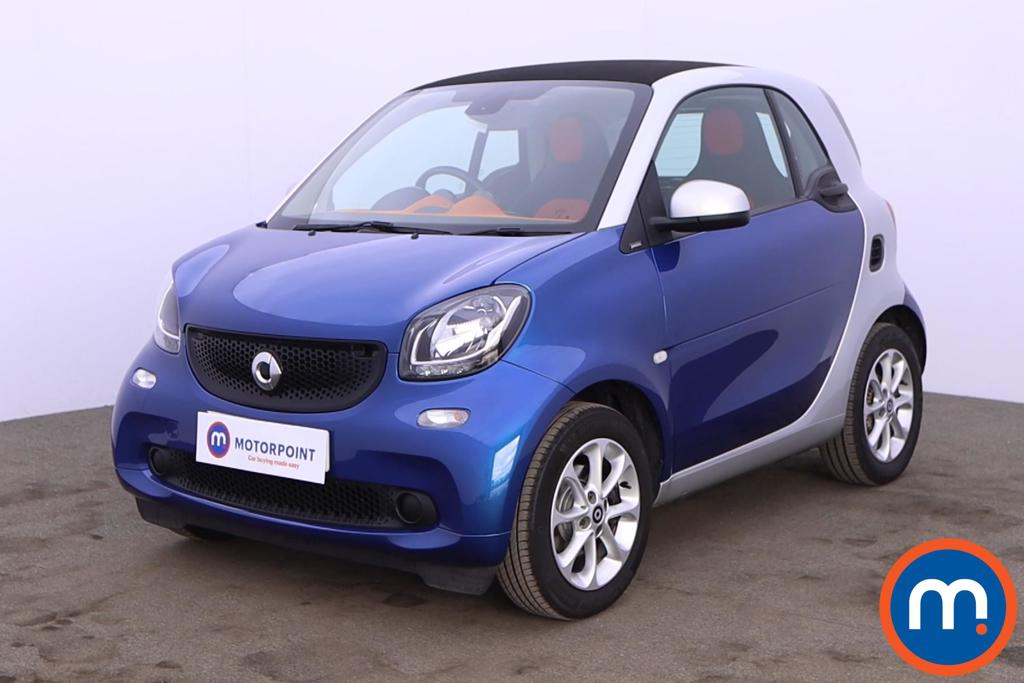 Smart Fortwo Coupe 1.0 Passion Premium 2dr Auto - Stock Number 1220486 Passenger side front corner
