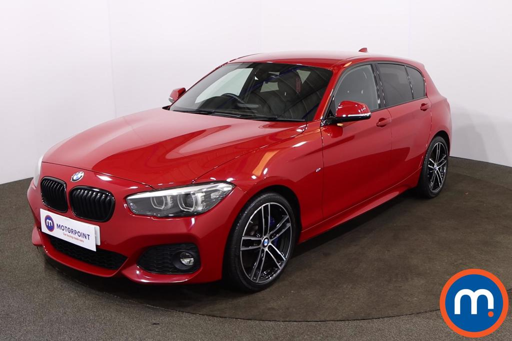BMW 1 Series 120i [2.0] M Sport Shadow Ed 5dr Step Auto - Stock Number 1220941 Passenger side front corner