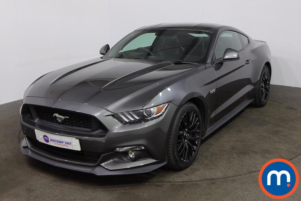 Ford Mustang 5.0 V8 GT [Custom Pack] 2dr Auto - Stock Number 1220970 Passenger side front corner