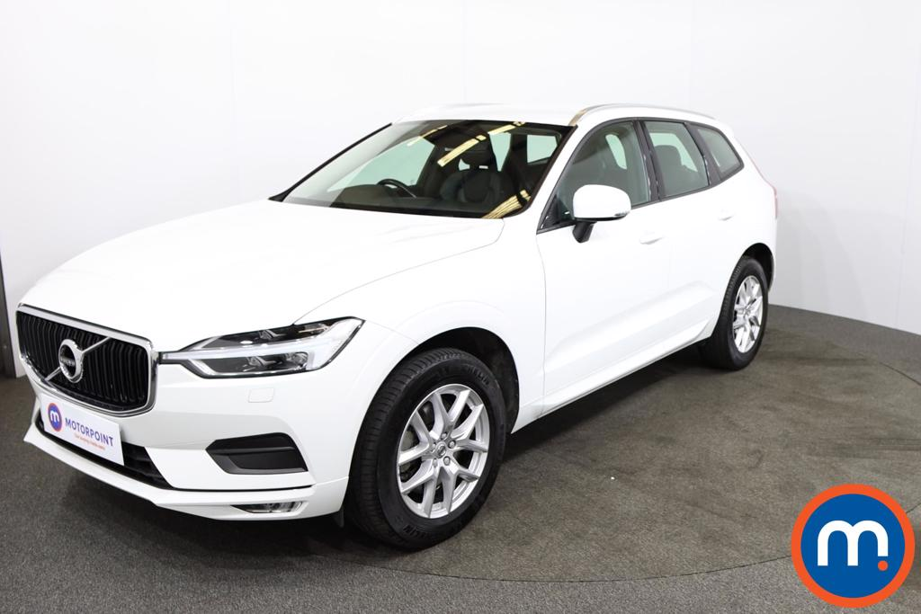 Volvo Xc60 2.0 T5 Momentum Pro 5dr AWD Geartronic - Stock Number 1221171 Passenger side front corner