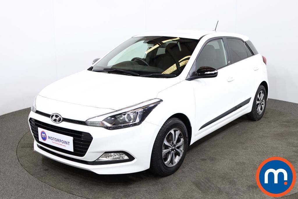 Hyundai I20 1.2 Go SE 5dr - Stock Number 1222483 Passenger side front corner