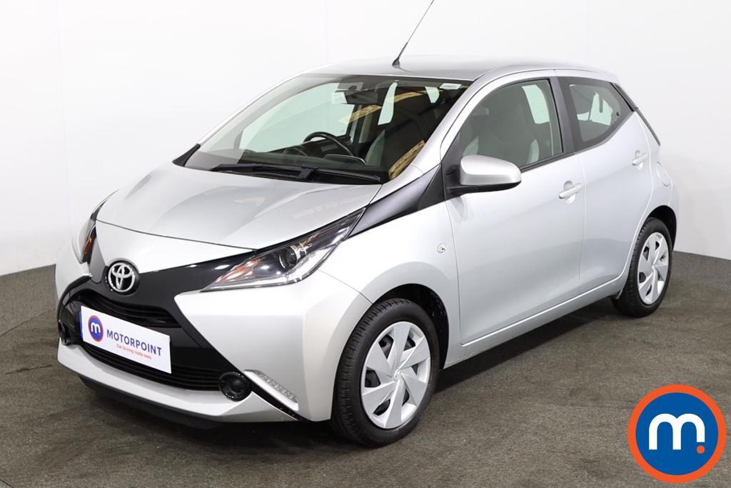 Toyota Aygo 1.0 VVT-i X-Play 5dr - Stock Number 1214157 Passenger side front corner
