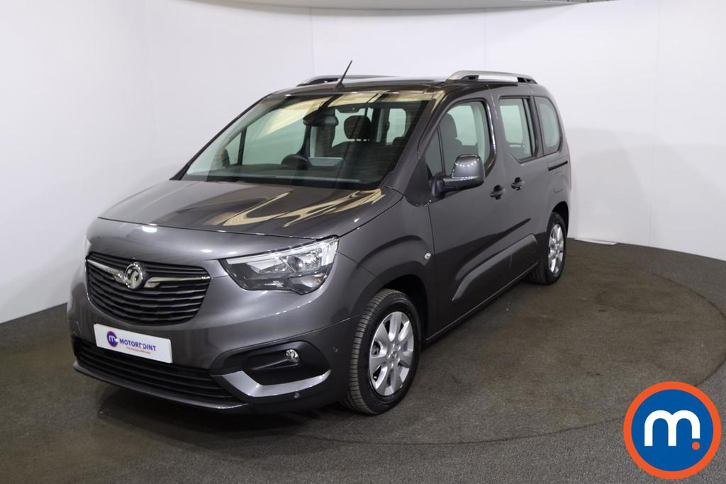 Vauxhall Combo Life 1.5 Turbo D 130 Energy 5dr Auto - Stock Number 1215129 Passenger side front corner